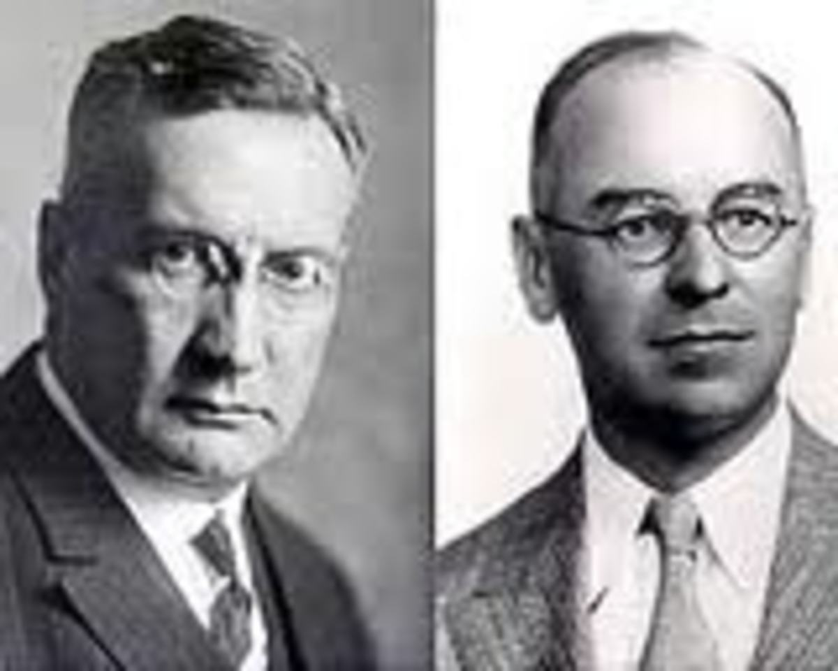 Franz Fischer and Hans Tropsch