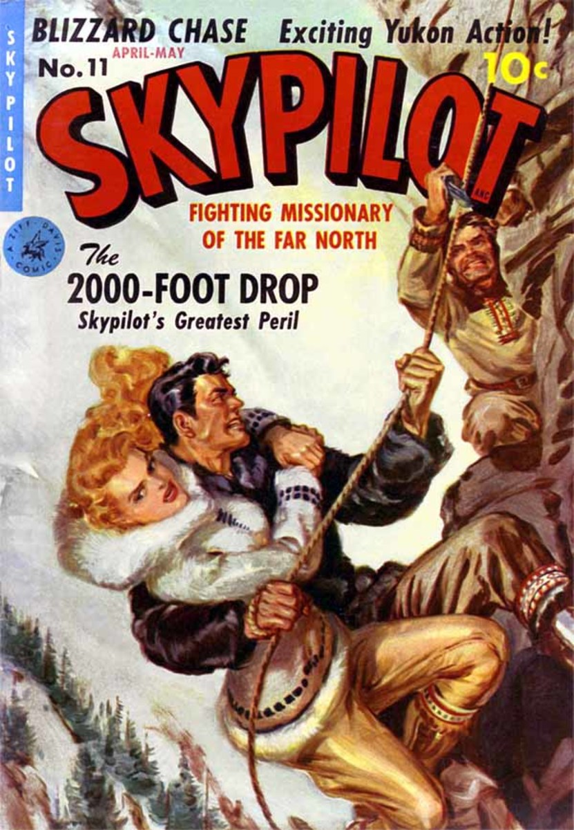 Skypilot (April - May 1951)