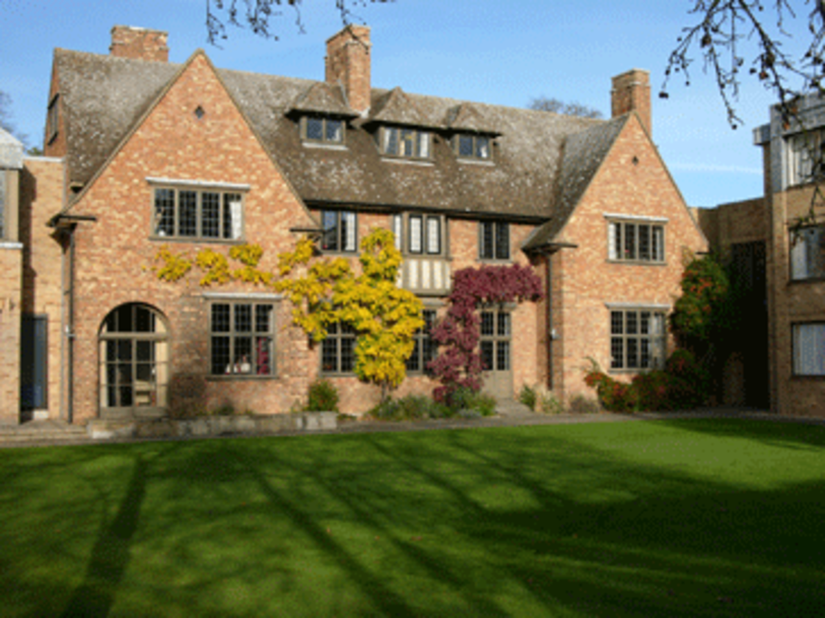 Bredon House, Wolfson College, Cambridge