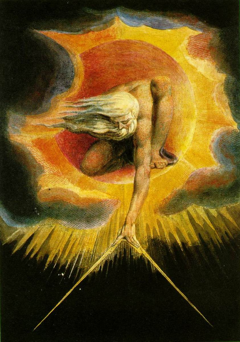 William Blake: The Ancient of Days
