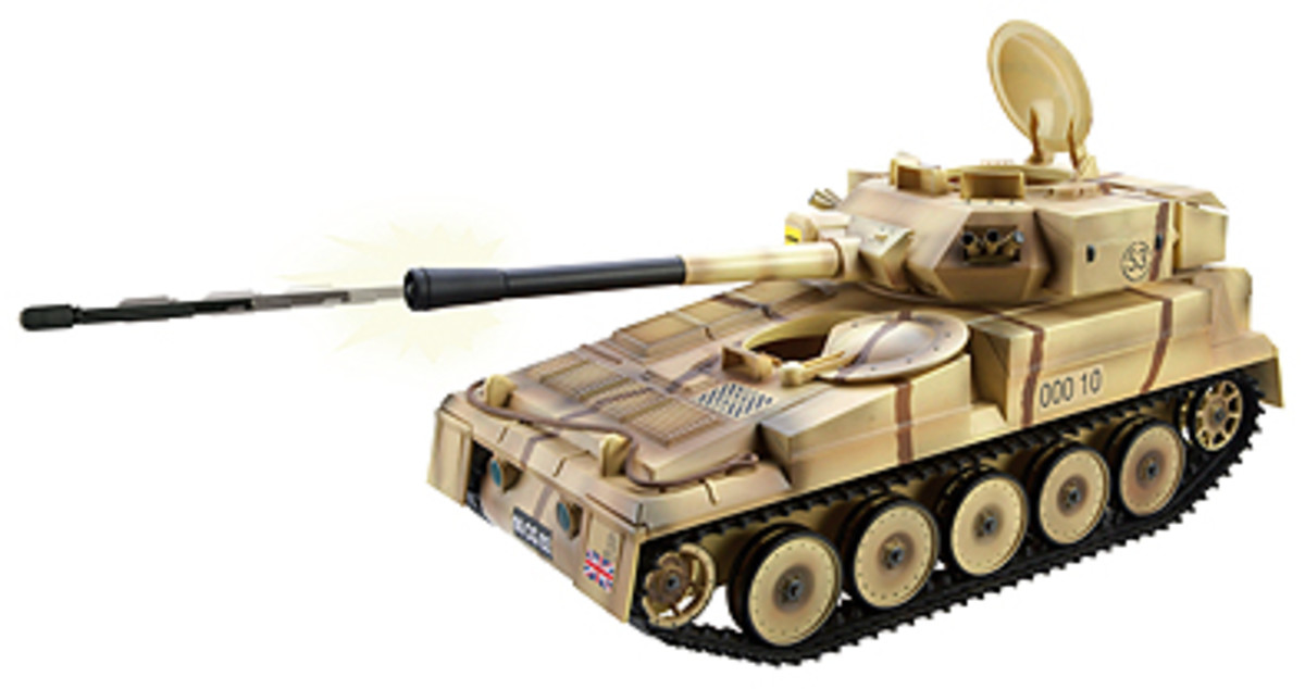HM Armed Forces Army Battle Tank