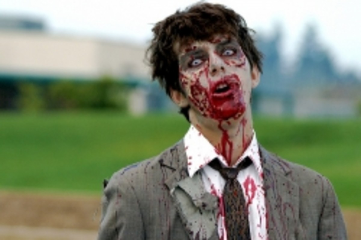 Awesome Online Zombie Stories
