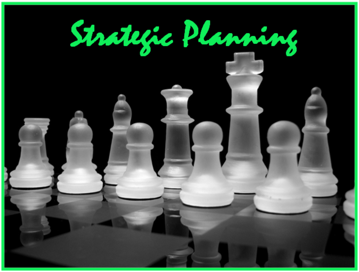 Organizational Strategic Plan- Elements and Examples