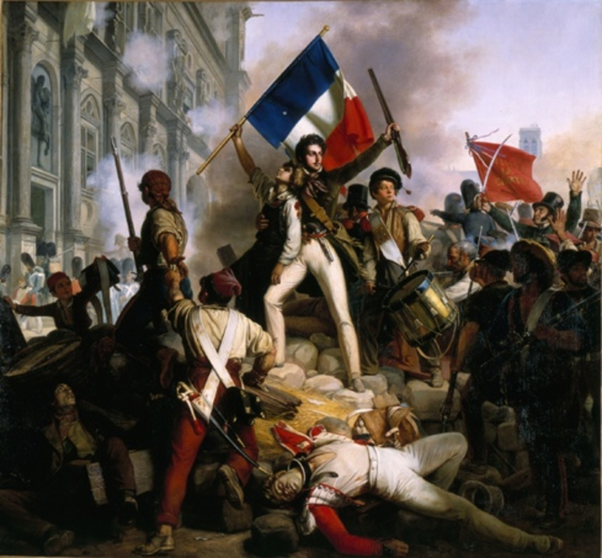 Orthodox and Revisionist Interpretations of the French Revolution