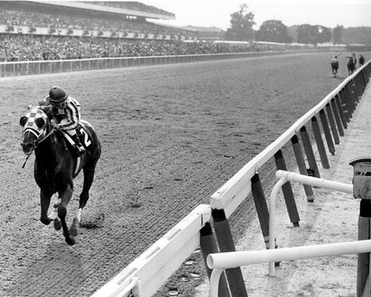 Secretariat, Most Famous Race Horse