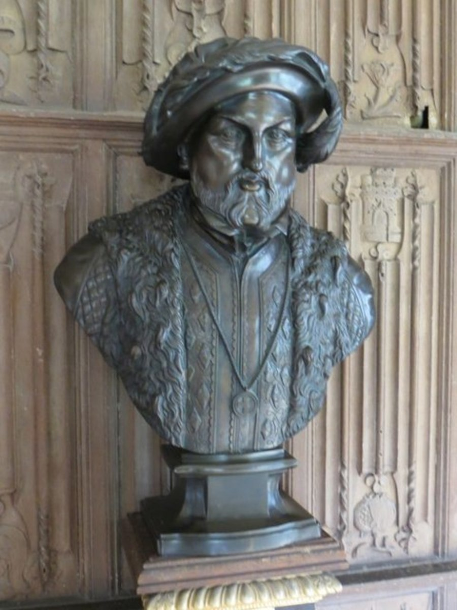 Henry VIII and his connection with Little Jack Horner