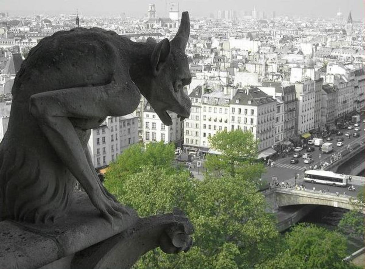 gargoyle By DandCl