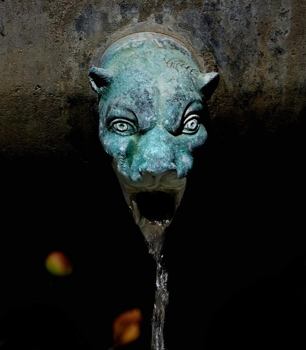 Gargoyle By gelatog