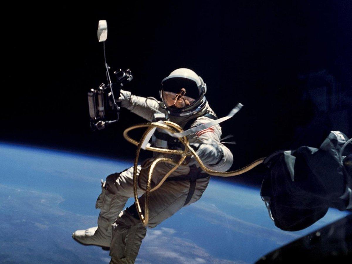 NASA Project Gemini - Space Suit