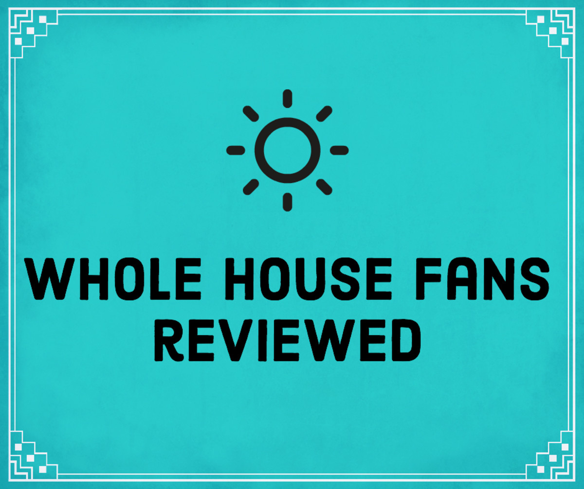 Whole House Fan Review: Ratings for Airscape & Quiet Cool | hubpages