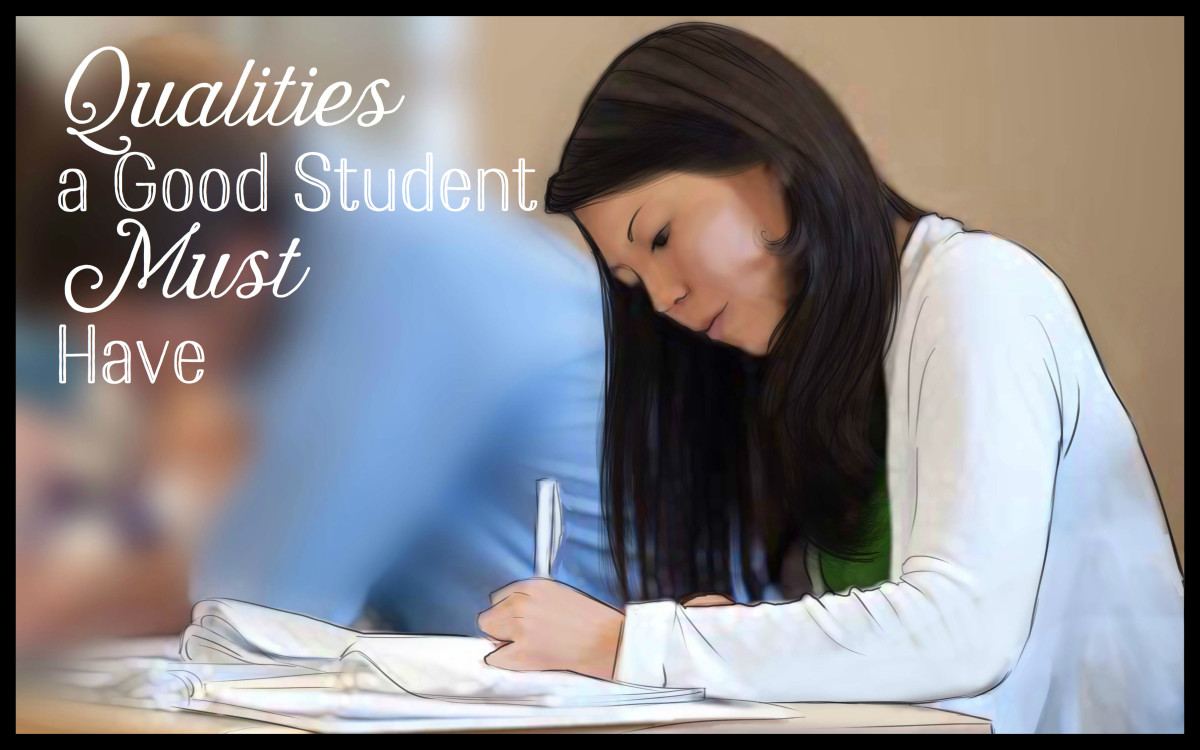 Fifteen Qualities of a Good Student