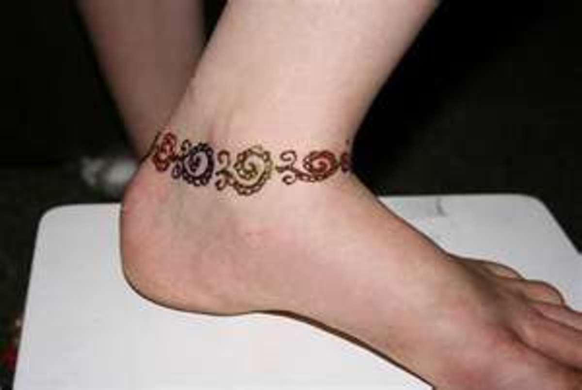 Anklet Tattoos