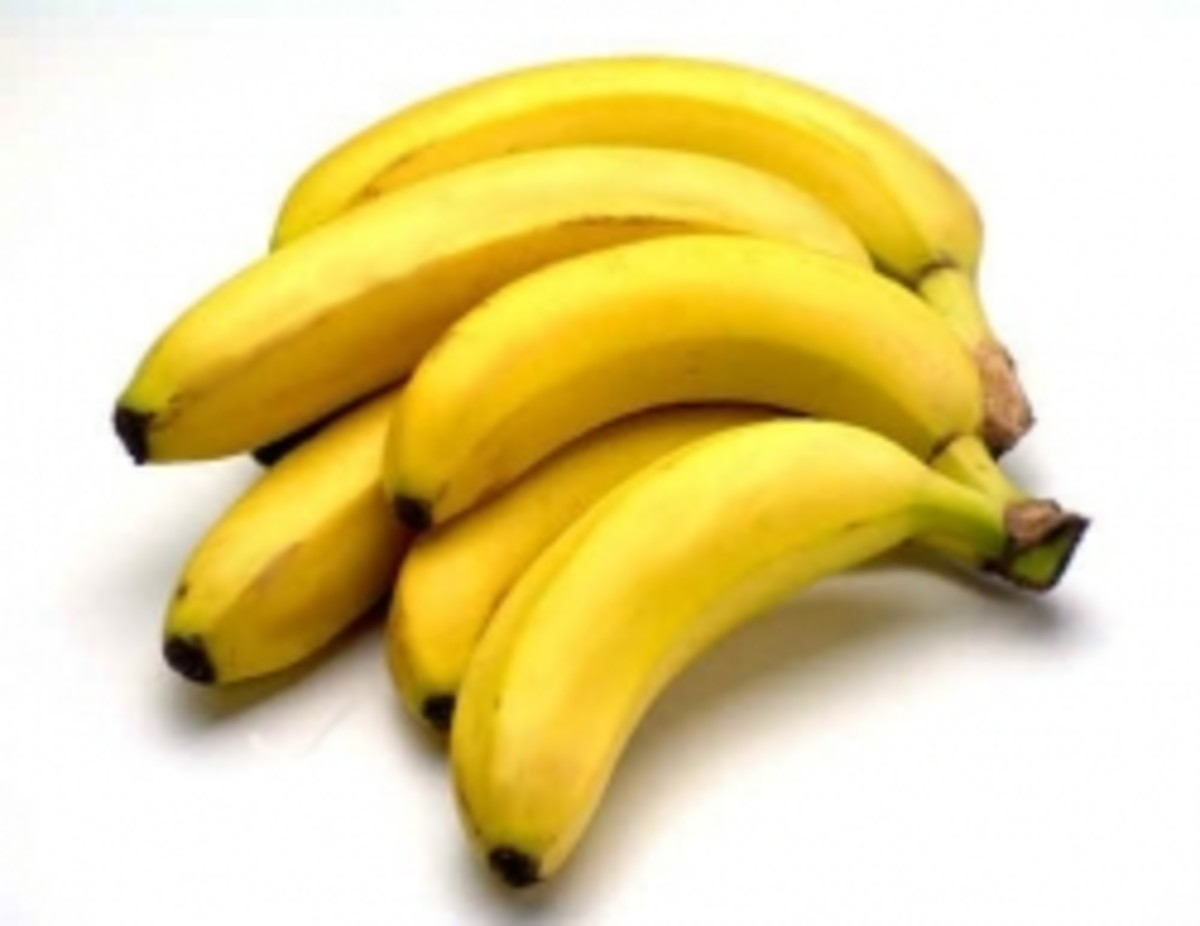 Are you allergic to Bananas?