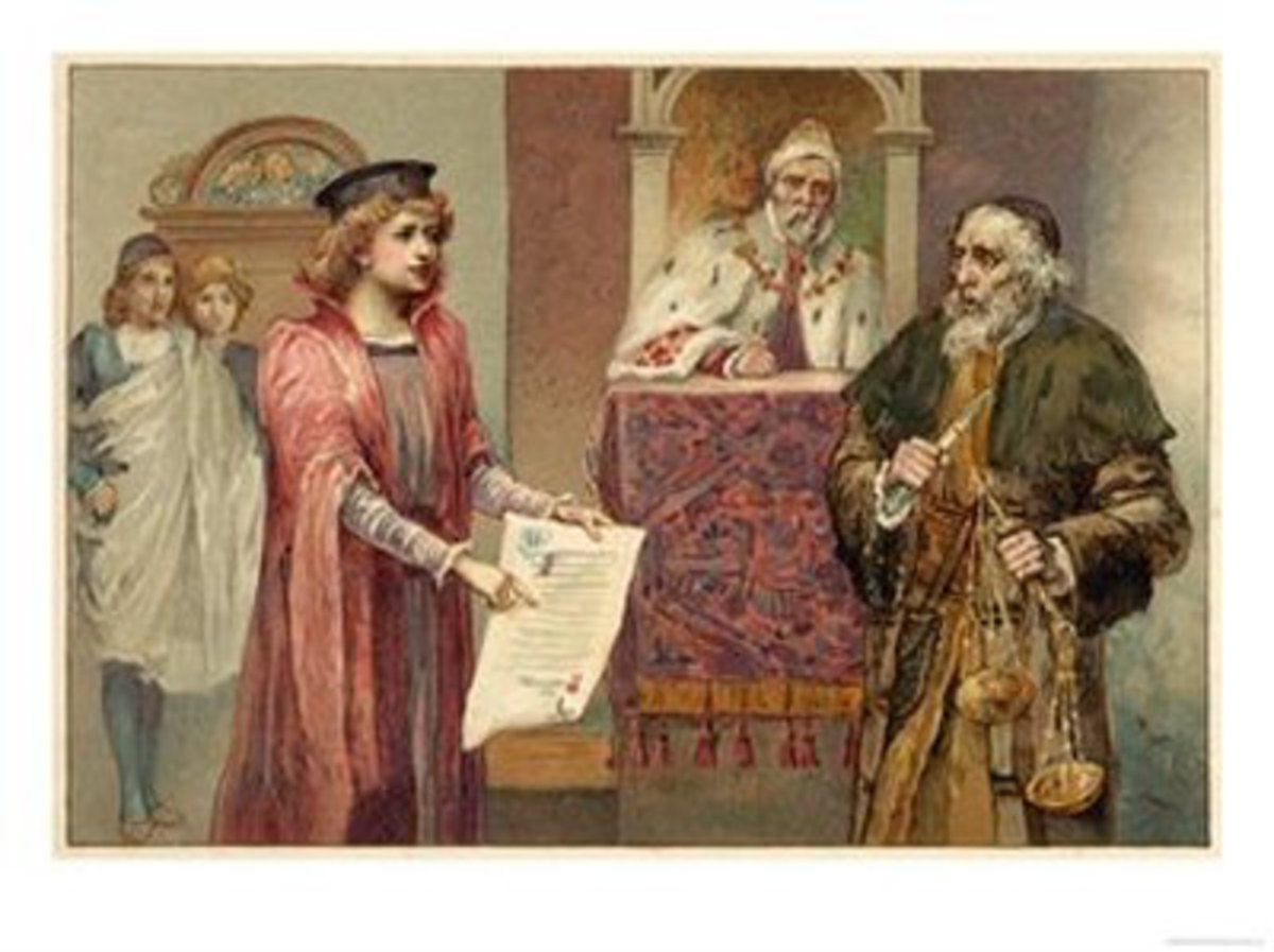 The Merchant of Venice: Comedy or Tragedy?