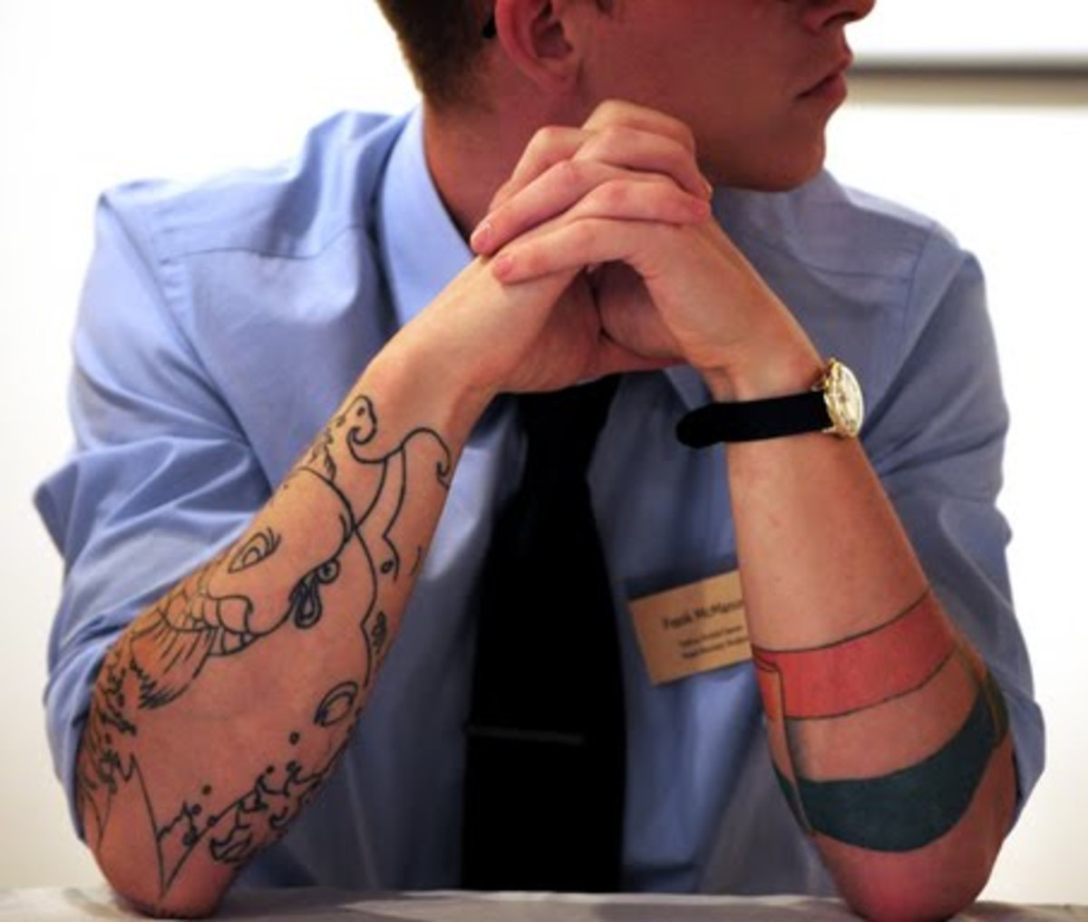 Get Hired:  Jobs That Are Tattoo Friendly