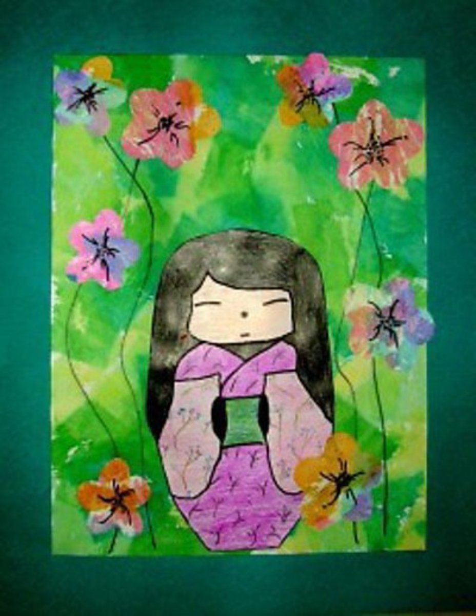 elementary-art-projects