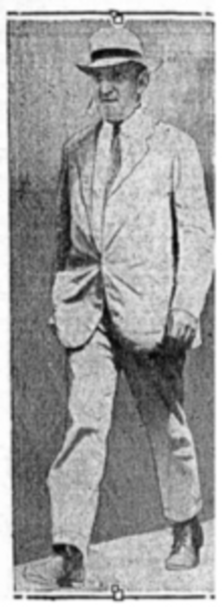 Dr Thomas Dreher at the time of his arrest