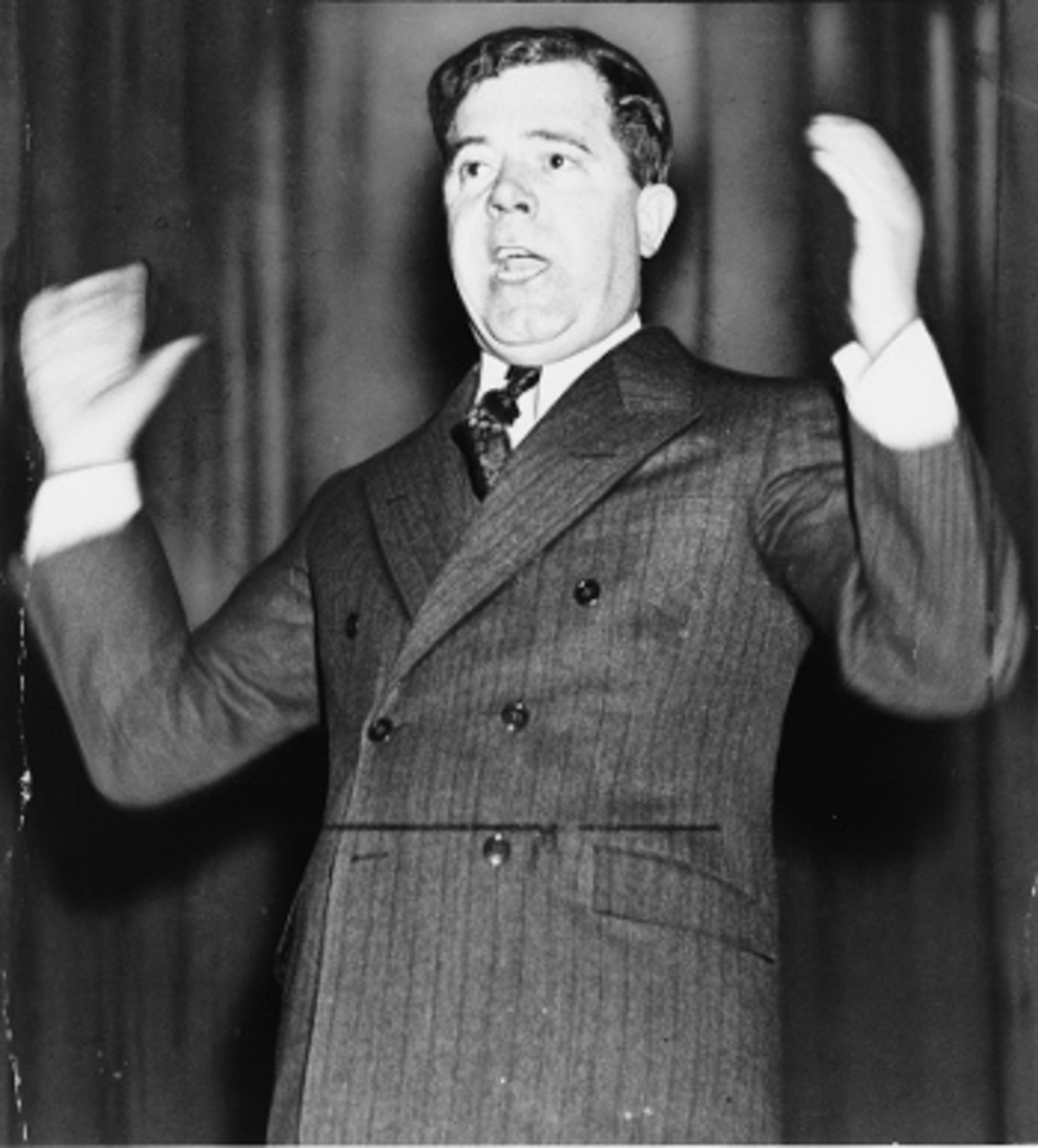 Governor Huey P. Long