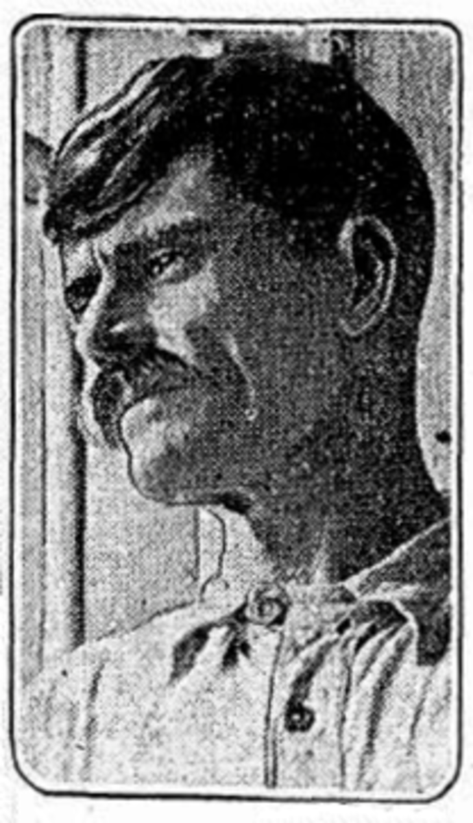 James Beadle, the handyman killer