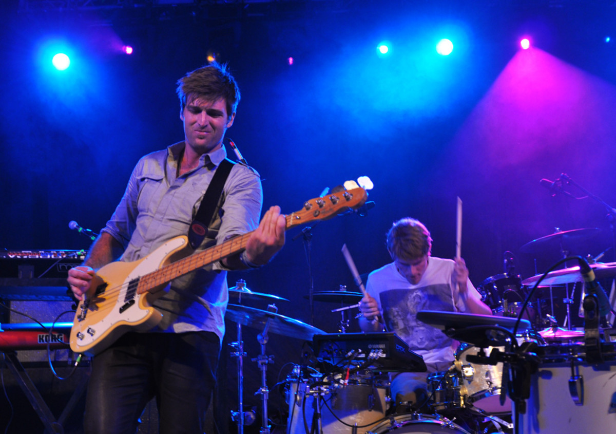 Pumped Up Kicks: Foster the People, Drew Carey, and the reason 'Cleveland Rocks'