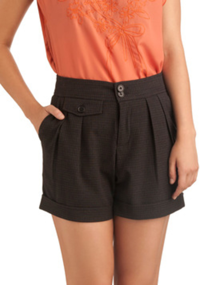 Pish Posh Shorts at modcloth for $55!