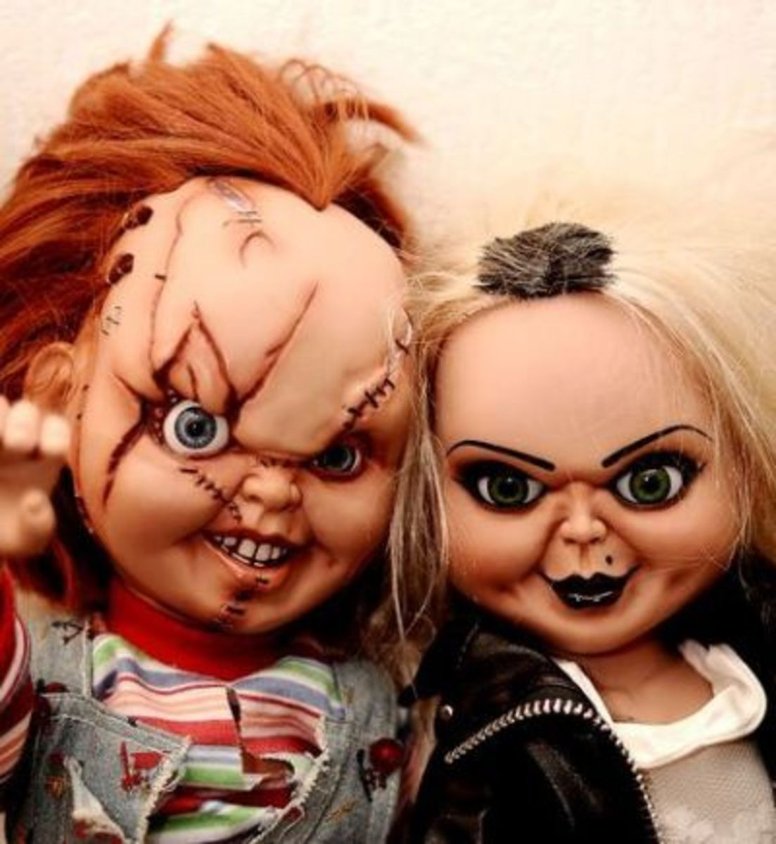 "The movie ""Bride of Chucky"" will leave you in stitches. You will die laughing."