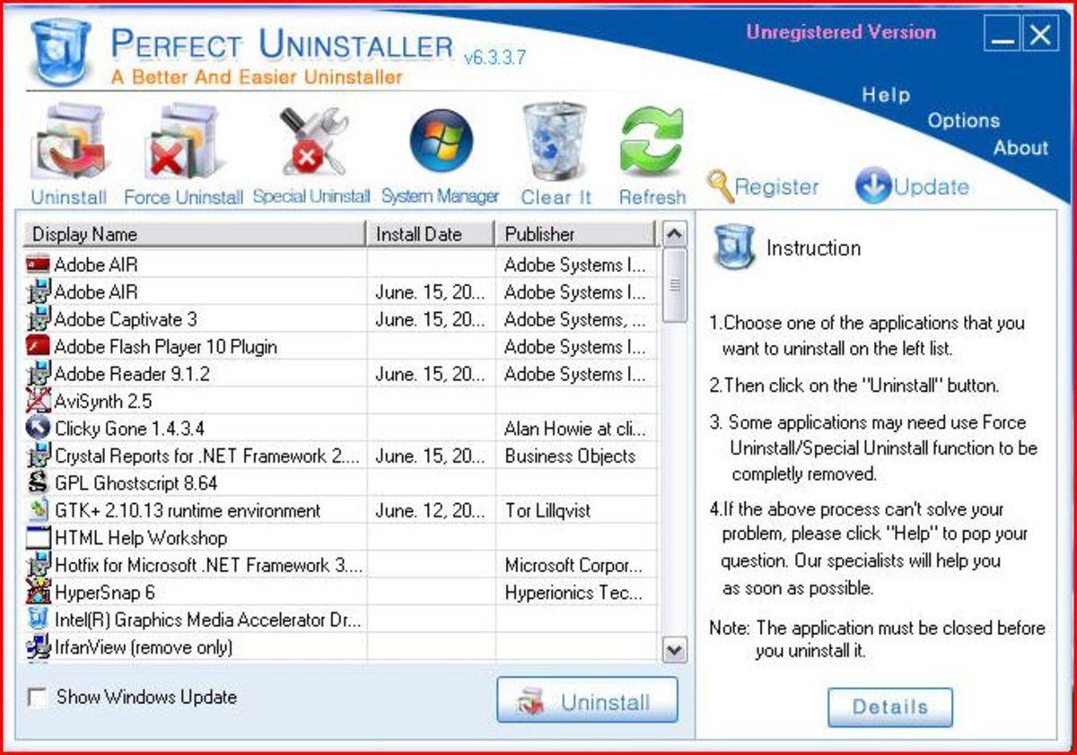 Windows Genuine Removal Program