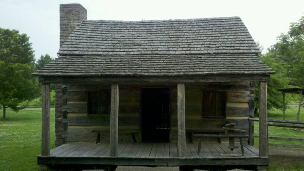 Davy Crockett's Home Site