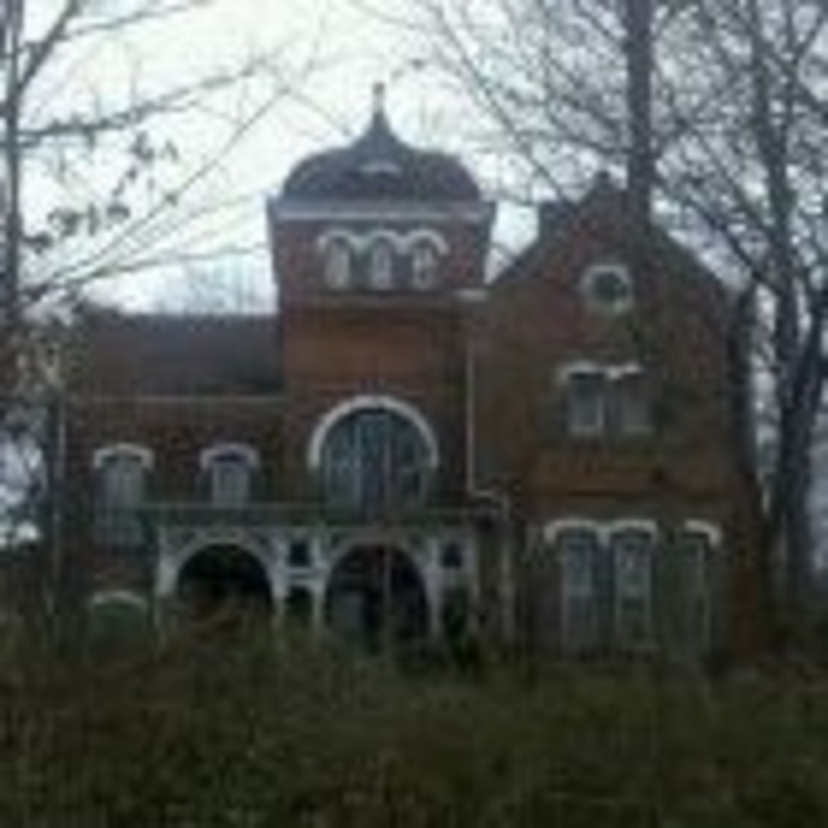 Haunted Historic Homes in Jonesborough TN