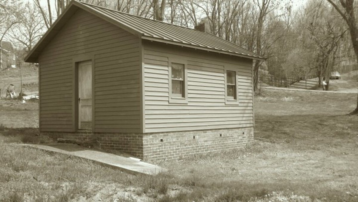 Buffalo Soldier's Home