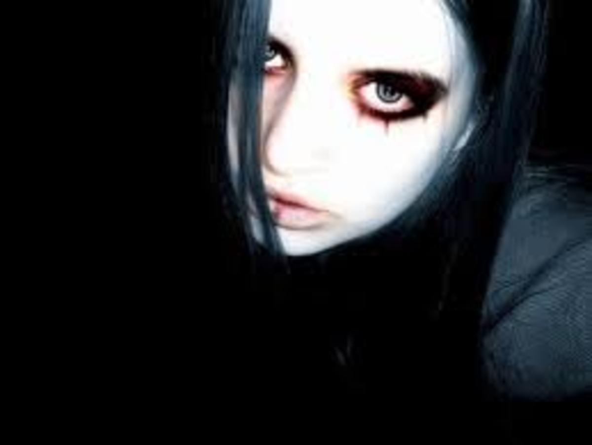 Goth Women, Girls