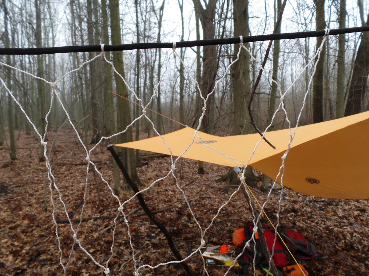Shelters like the hex tarp from Ultimate Survival Technologies are must have components in your emergency kit.