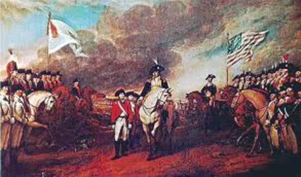 The Revolutionary War: Why the Underdog Can Win