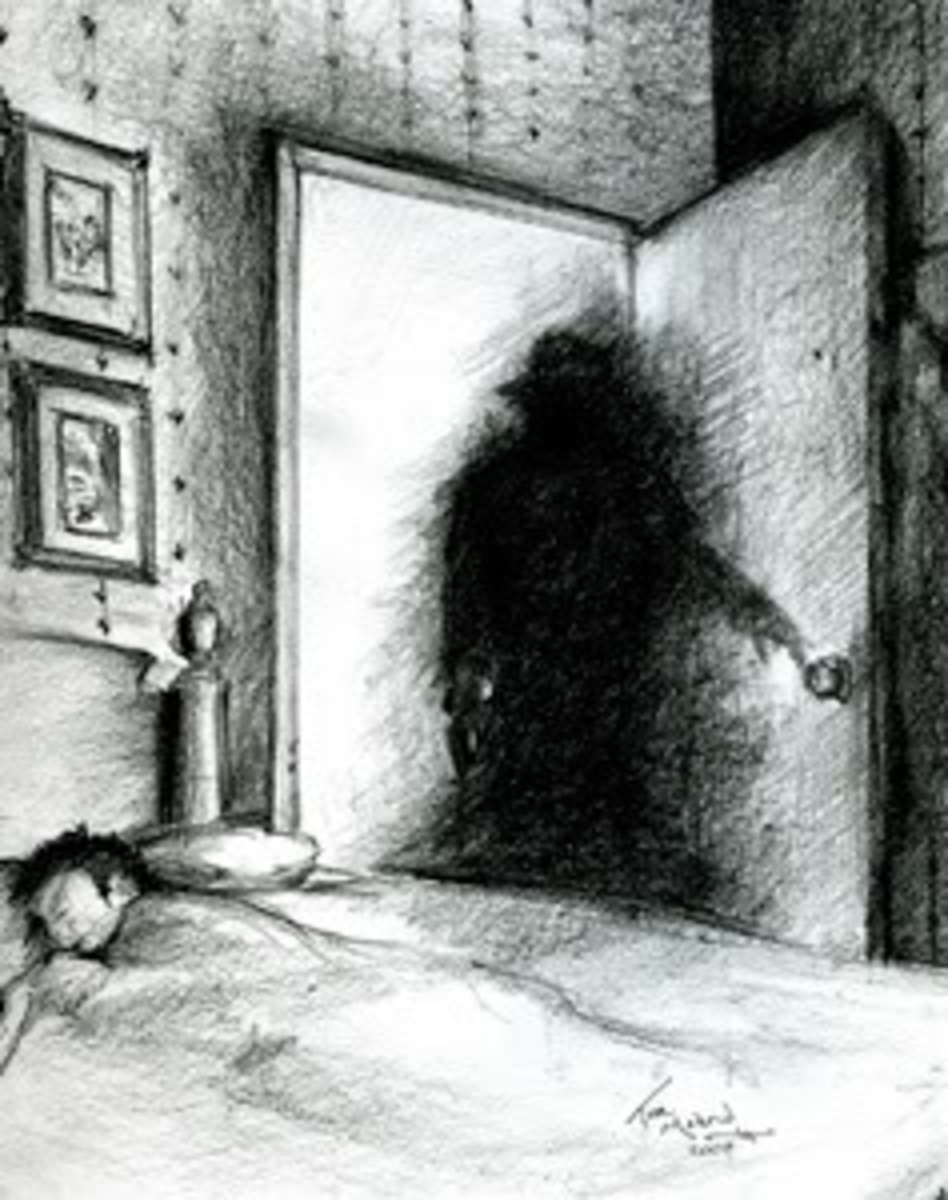Are Shadow People The Spirits Of People Who Are Stuck Here On Earth For One Reason Or Another. What Are Shadow People. What Do You Think.