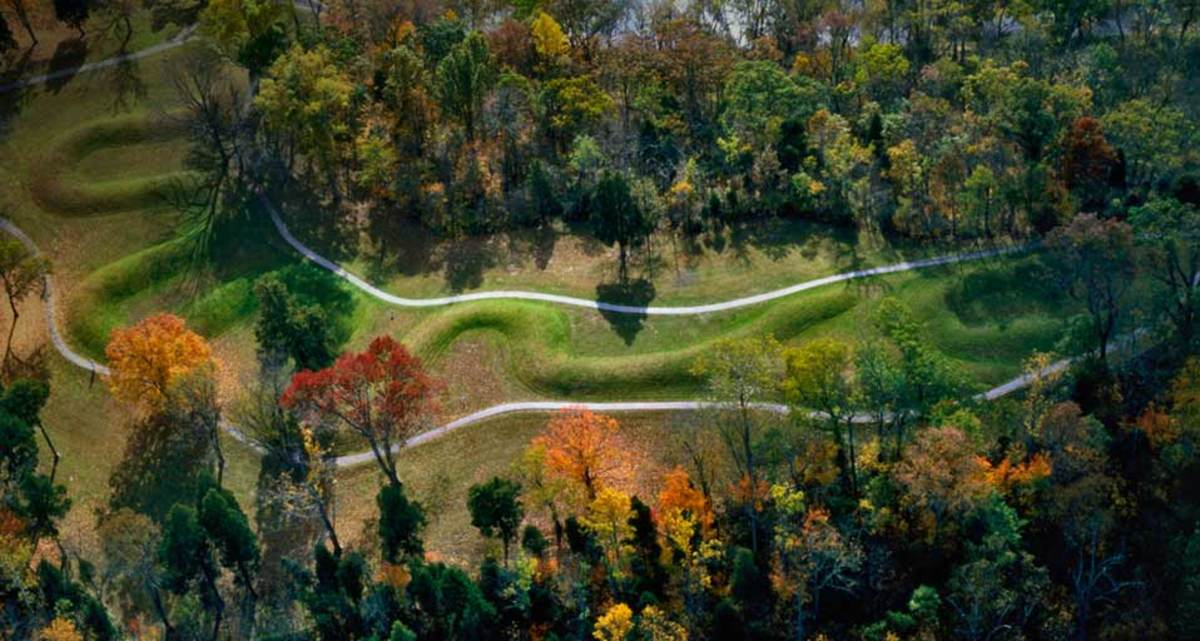 Was Serpent Mound Built by Ancient Aliens?