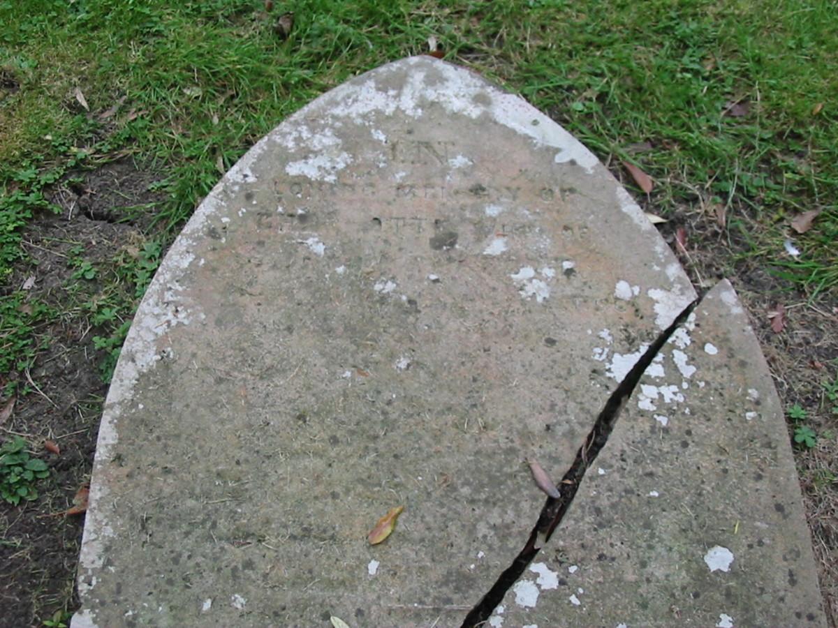 James Abbott buried St. Peter & St. Paul's Church, Newport Pagnell, Buckinghamshire
