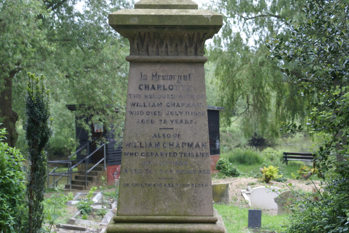 William and Charlotte Chapman