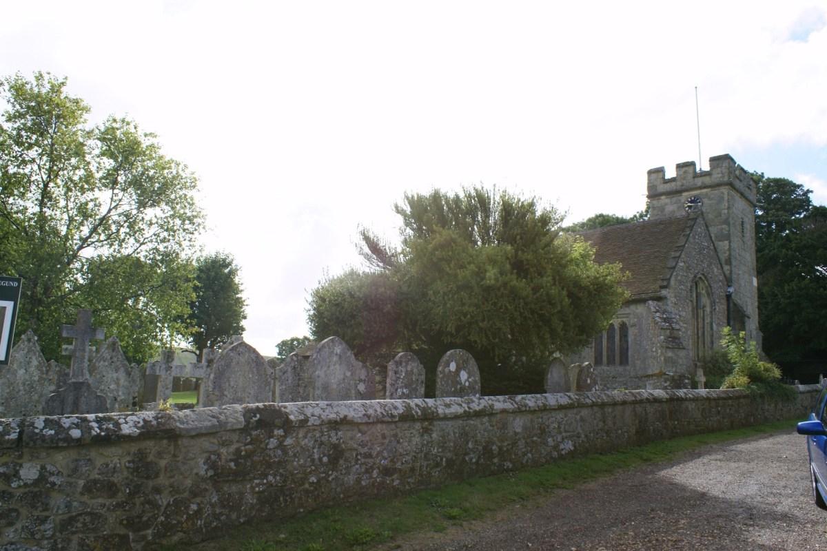 St. Mary & St. Rhadegund, Whitwell, Isle of Wight, Hampshire, England