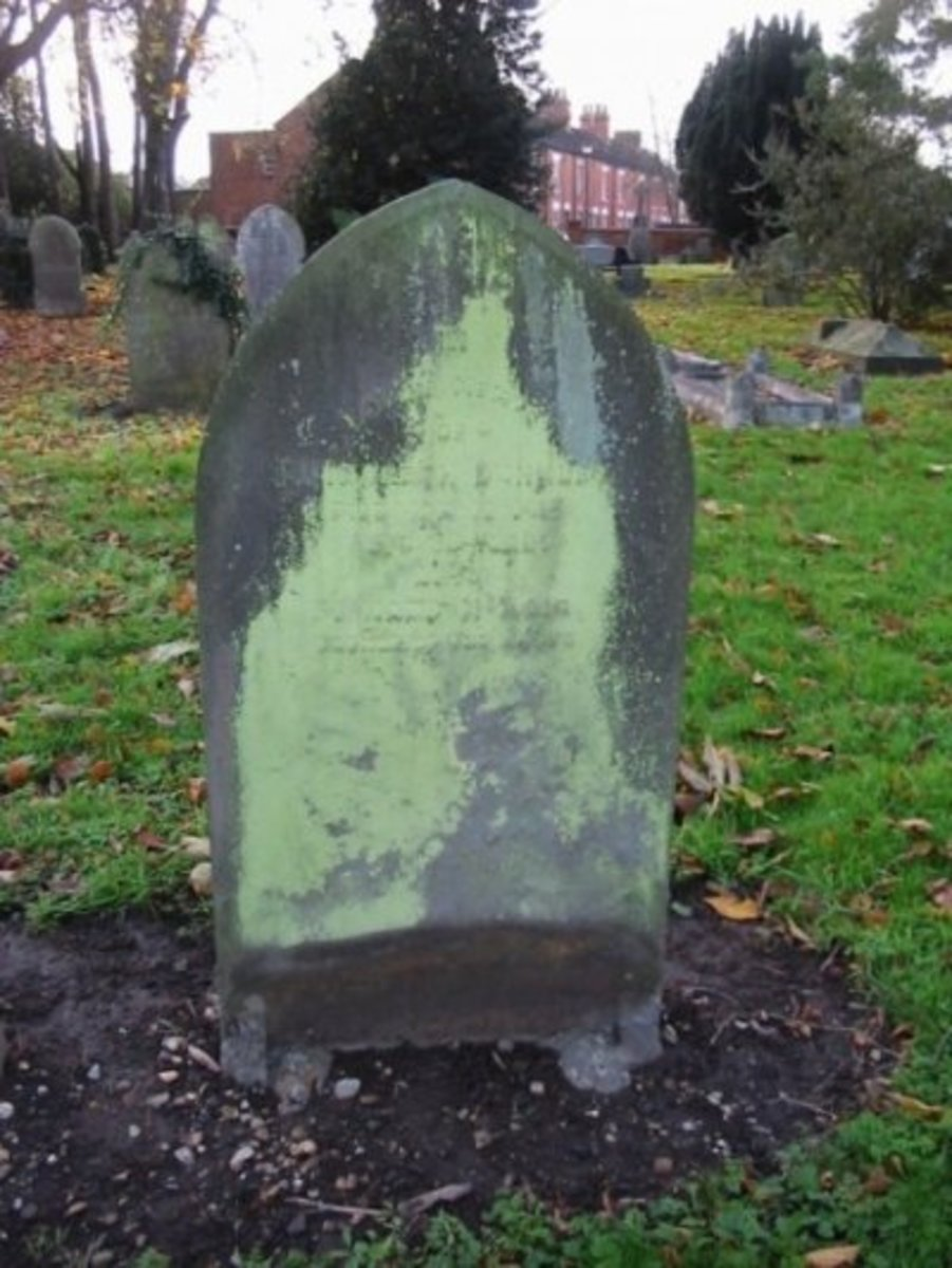 This gravestone is in All Trinity Church, Wolverton so I expect this is the one belonging to Allan Dunkley.