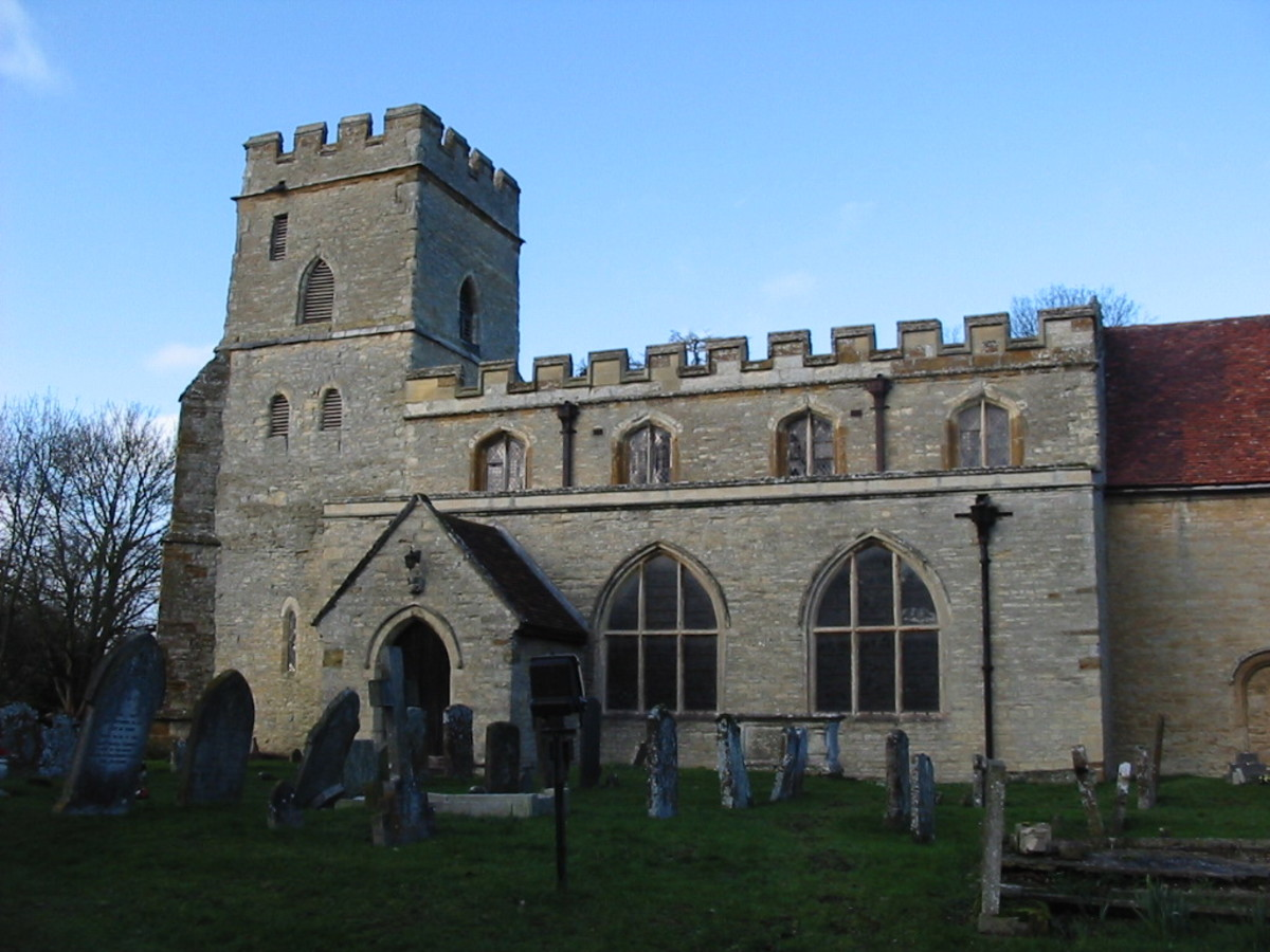 St. Andrews Church, Great Linford