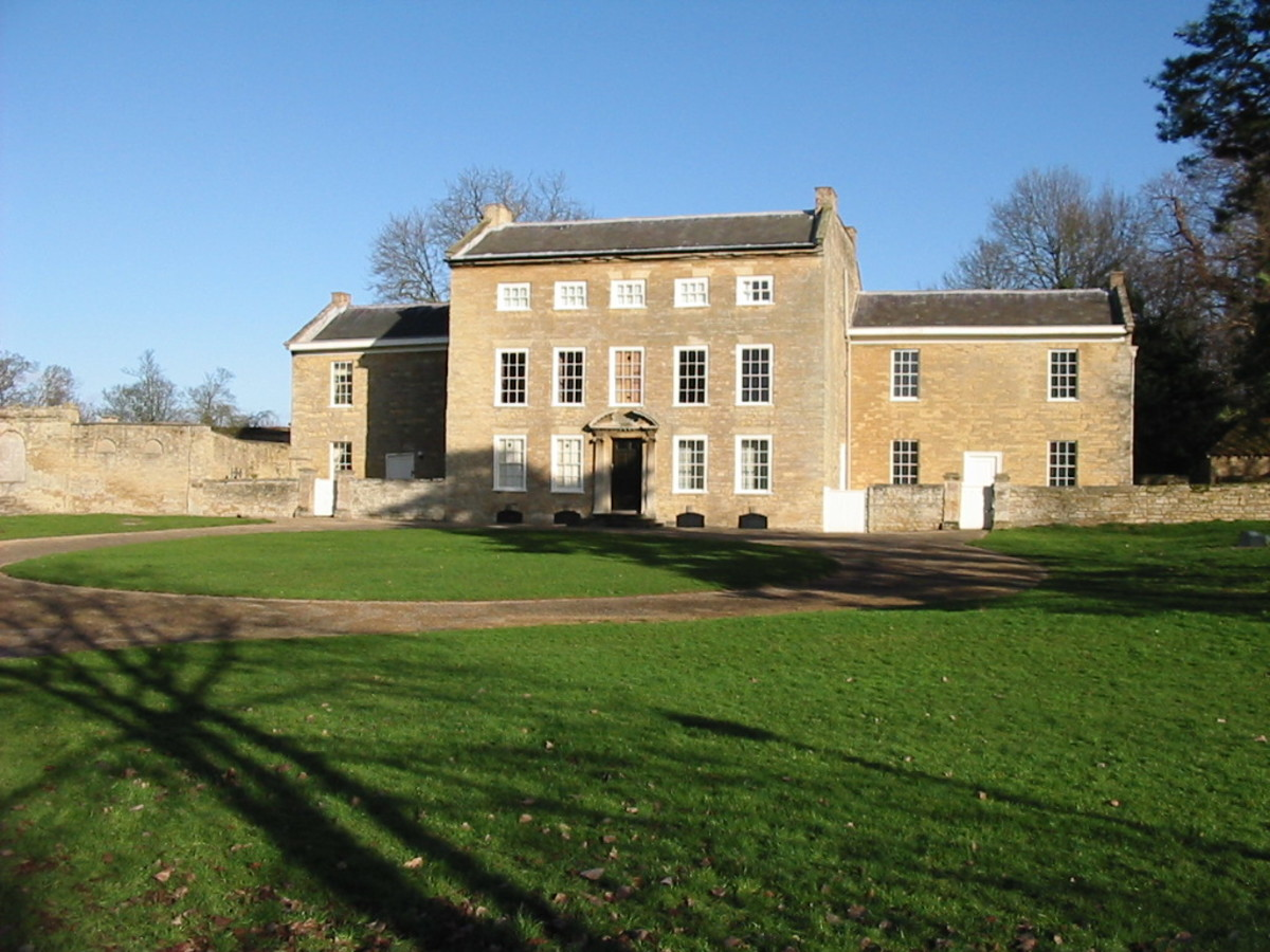 Great Linford Manor