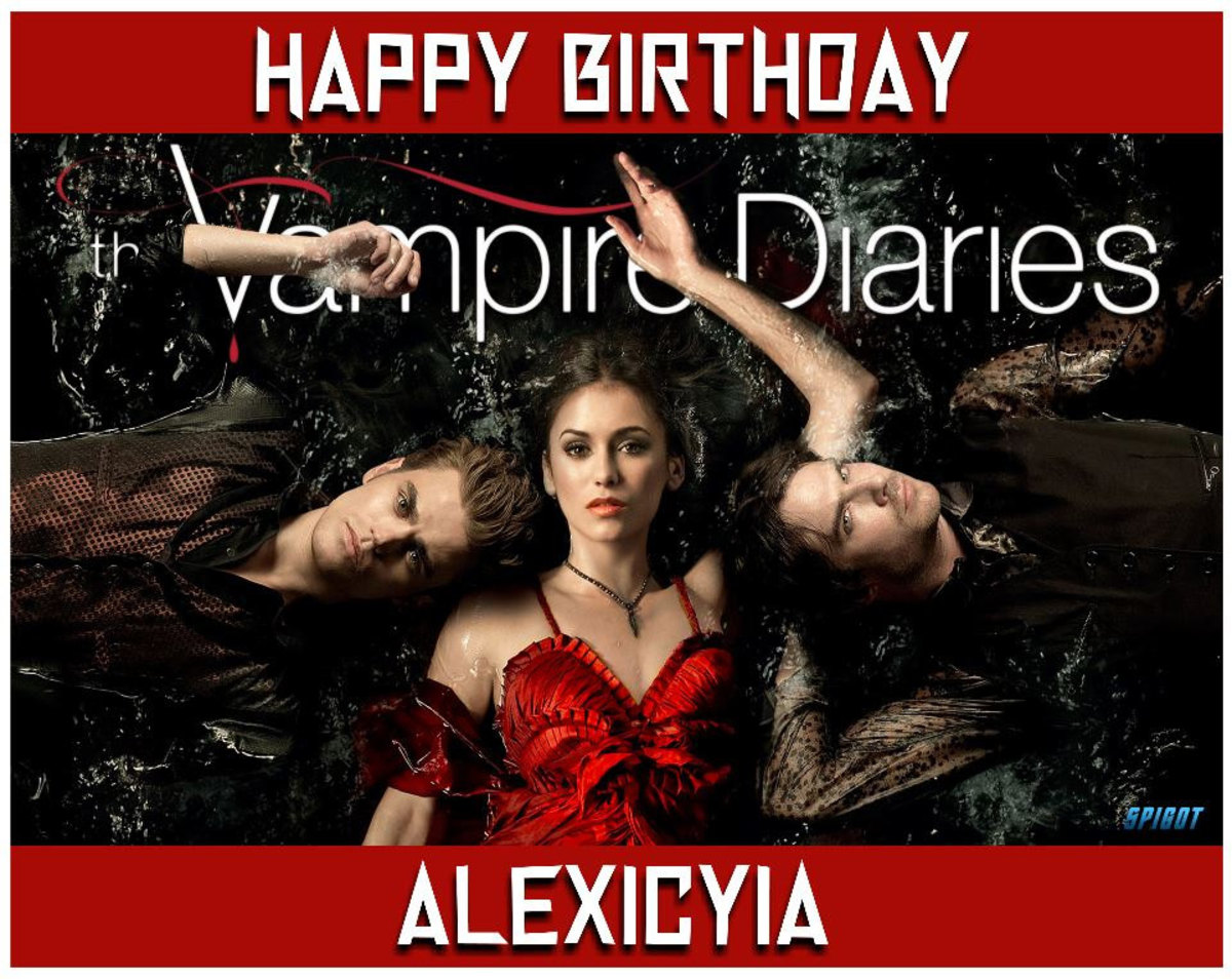 Vampire Diaries Party Supplies Hubpages