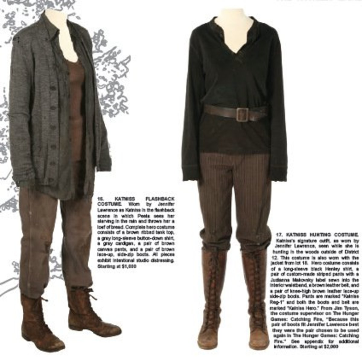 Katniss hunting katniss everdeen hunger games costume and makeup katniss everdeen hunger games costume and makeup photos of katniss everdeen s hunger games outfits solutioingenieria Image collections
