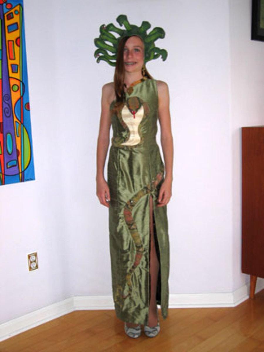 Medusa Halloween Costumes