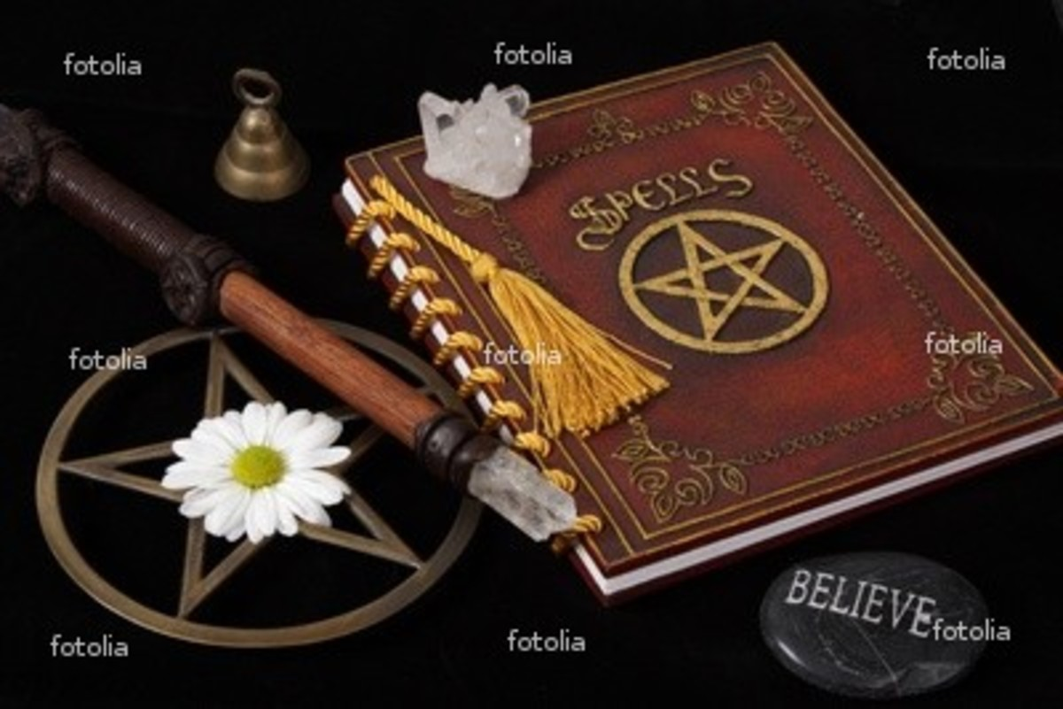 Wicka- About Wicka and Witchcraft