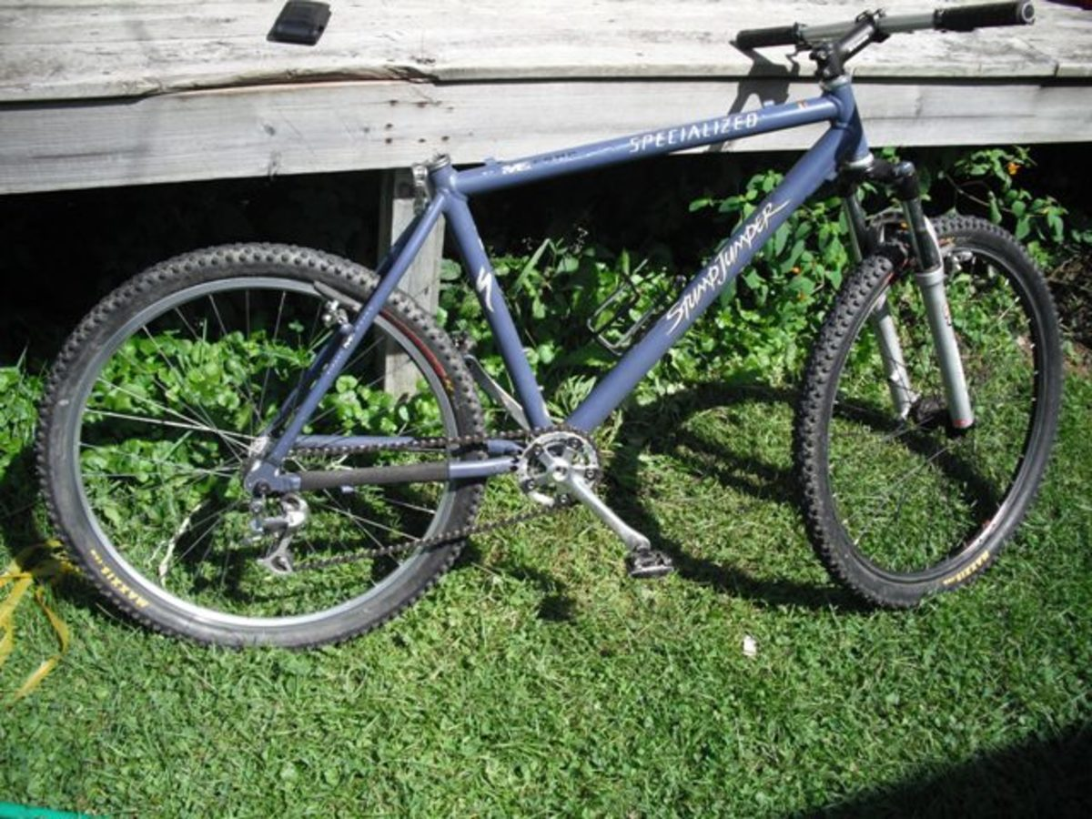Step-By-Step Single Speed Mountain Bike Build
