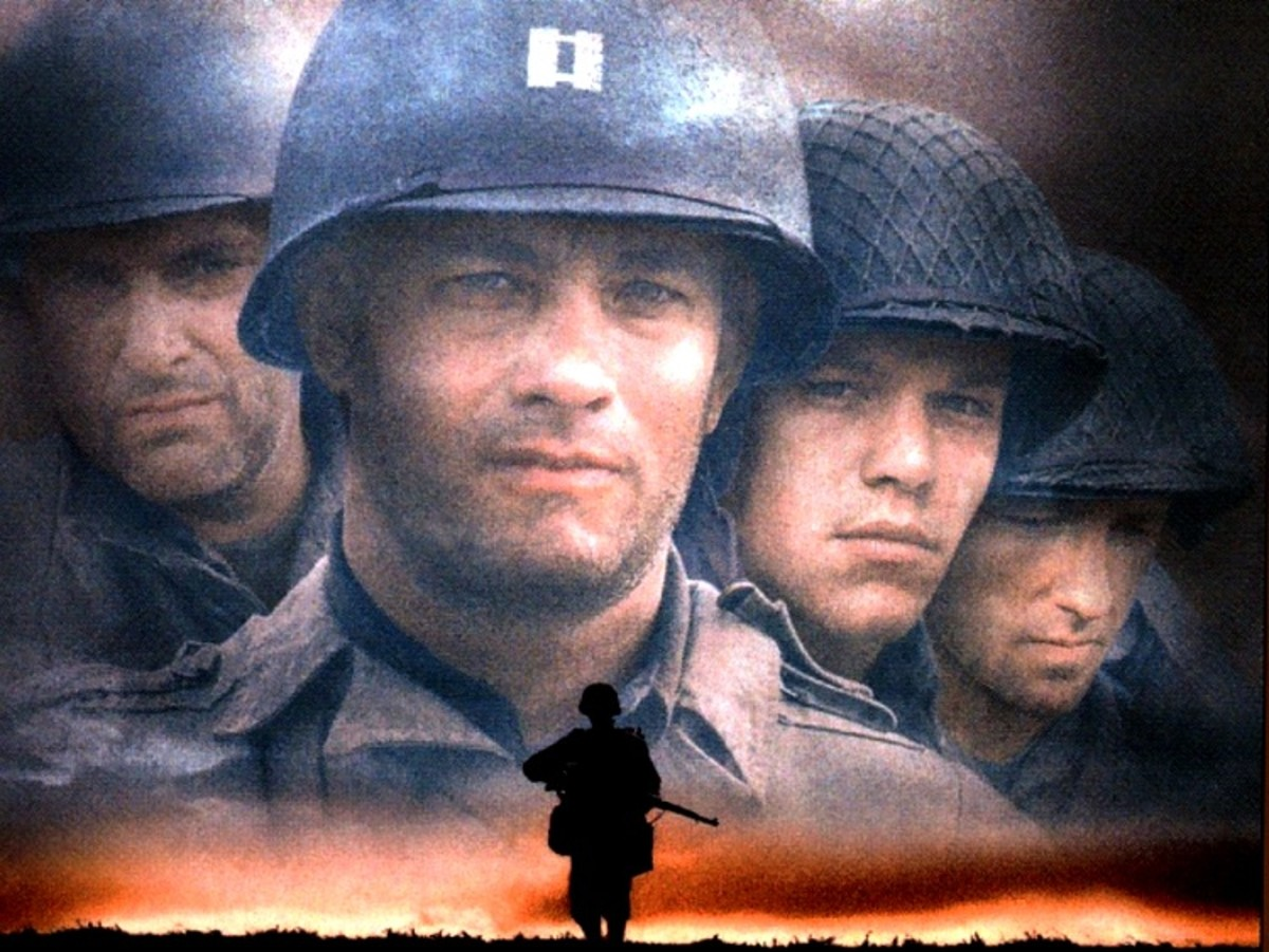 Saving Private Ryan: My First Choice