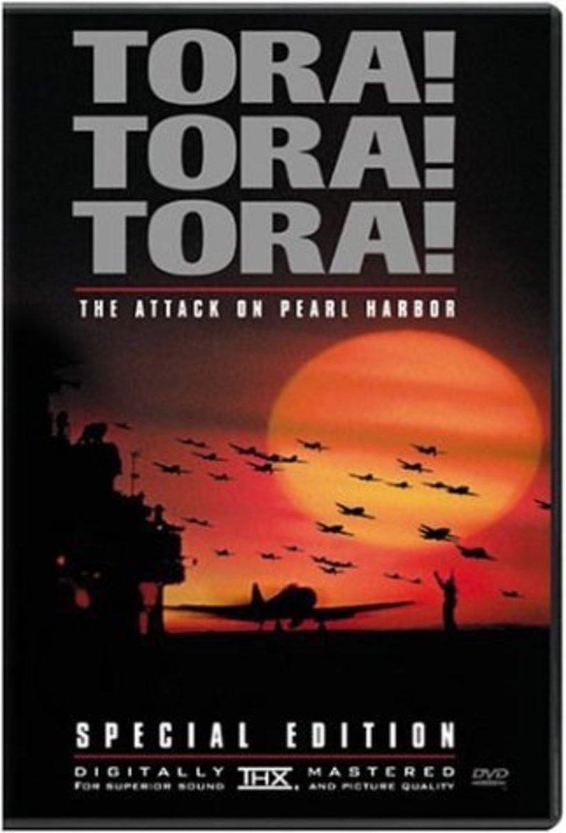 Tora Tora Tora Film on Japan's Arial attack on Pearl Harbor