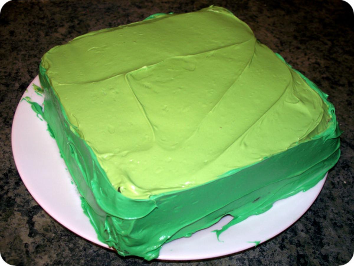 Model Of Cell Cake