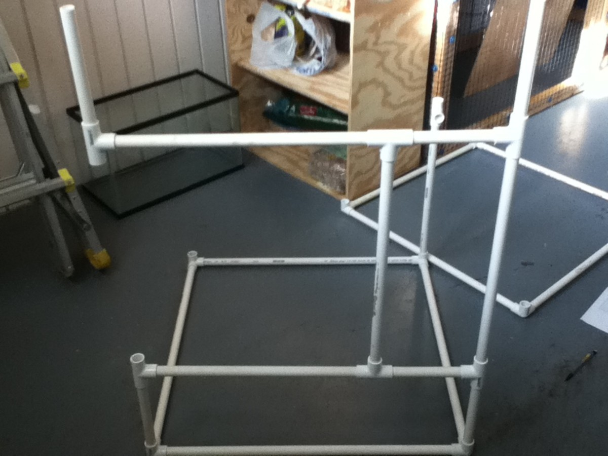 PVC Front Built